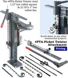 #PTA Picket Twister | Shop Outfitters