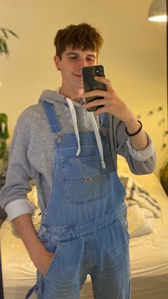 Boys in Overalls Black Overalls, Bib Overalls, Dungarees, Overall Shorts, Menswear, Mens Fashion, Guys, Pants, Women