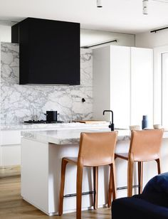 Image result for kitchen with boxed in rangehood