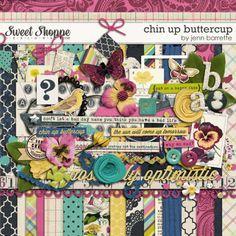 Chin-up Buttercup by Jenn Barrette