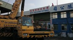 for the upcoming 2000 ton Hydraulic Press, we rebuild plant roof recently.