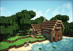 Splash Magazine 35+ Exciting Minecraft Wallpaper HD Designs