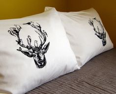 Black Friday Etsy Cyber Monday Etsy Deer with by VIVASWEETLOVE, $38.00