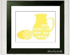Lemonade Art