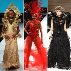 "Runway Report: Sue Wong ""Alchemy and Masquerade"" Spring/ Summer 2016 Collection - LA Fashion Week | LA Fashion Judge"