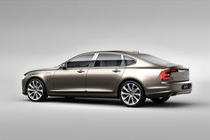 autothrill: Volvo insegue lo stile (interno) Rolls