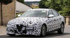 Alfa Romeo Giulia in
