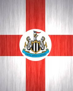 Newcastle Shirt, Newcastle Football, Newcastle United Fc, St George Flag, Barclays Premier, Barclay Premier League, England Football, Click Photo, Football Team
