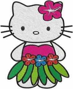 hello kitty embroidery designs   hello kitty machine embroidery design-0201