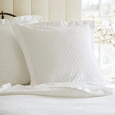 Taylor Linens White Polka Dots Cotton Quilt Set Collection | Perigold
