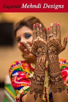 If you are looking for bridal mehndi designs for your wedding, then check out these top 30 mehandi images for some inspiration. Right from a simple mehndi design to an elaborate bridal henna design, you'll find it in here! Latest Bridal Mehndi Designs, Full Hand Mehndi Designs, Mehndi Designs 2018, Dulhan Mehndi Designs, Mehndi Design Photos, Wedding Mehndi Designs, Simple Mehndi Designs, Mehndi Images, Latest Mehndi