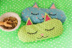 ARTE COM QUIANE - Paps,Moldes,E.V.A,Feltro,Costuras,Fofuchas 3D: Passo a passo e molde almofada de gatinho com fotos