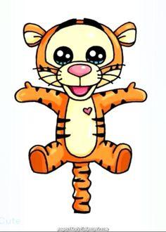 -Draw for whoever. Kawaii cute illustration Draw for whoever. Kawaii cute illustration See it Kawaii Girl Drawings, Cute Animal Drawings Kawaii, Cute Disney Drawings, Cute Easy Drawings, Cartoon Drawings, Artwork Drawings, Cartoon Animals To Draw, Draw So Cute Animals, Pokémon Kawaii