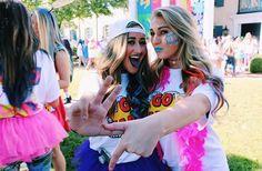 Pop Art Bid Day - Ole Miss Kappa Kappa Gamma || La Vie Bri