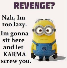 Let KARMA screw you