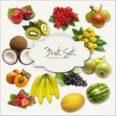 Freebies Frutis Elements