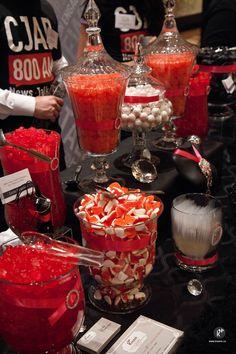 Kréavie | Bars à bonbons & Bonbonnières Table de l'Espoir 2012-Kréavie | Candy bar