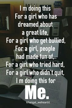 Image uploaded by S e a v o n. Find images and videos about quotes, goals and motivation on We Heart It - the app to get lost in what you love. Powerful Motivational Quotes, True Quotes, Positive Quotes, Inspirational Quotes, Qoutes, Exam Motivation, Study Motivation Quotes, College Motivation, Study Hard Quotes