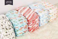 Our gentle and safe baby diapers are super absorbent, disposable & come in cute prints for girls and boys. Learn more about Honest Baby Diapers here.