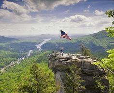 Review of Chimney Rock State Park with kids - Trekaroo