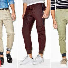 How to Wear Jogger Pants | GQ