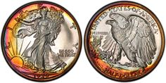 PCGS Guess The Grade: Check out this 1939 50c Walking Liberty! What do you think PCGS graded this coin at? #PCGS #Rare