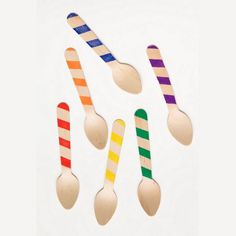 Mini Ice Cream Spoon