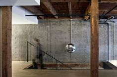 studio/warehouse for living space in md | warehouse loft 5 Warehouse in San Francisco Converted into ...