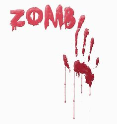 sometimes simple is better Zombie Life, Zombie Art, Dead Zombie, Zombie Apocolypse, Apocalypse, Zombie Rules, Zombie Drawings, Walking Dead Funny, Zombie Attack