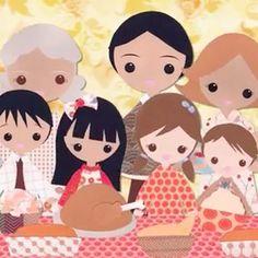 Thanksgiving Song - Día de acción de gracias cover art
