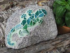 Mosaik für den Garten
