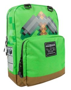 buy now Carry your books around in style with this awesome officially licensed Minecraft Pickaxe Adventure Backpack! This eye-catching backpack is packed with awesome detail, and comes in a . Minecraft Room, Minecraft Party, Kids School Shoes, Minecraft Decorations, Rucksack Backpack, Unisex, Buy Now, Kids Outfits, Shopping