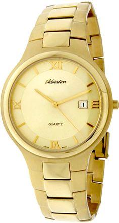 Женские часы Adriatica A3162.52B3QZ Мужские часы Swiss Mountaineer SM1381