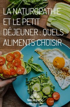 Naturopathy and breakfast: which foods to choose-La naturopathie et le petit déjeuner : quels aliments choisir – WeMystic France Naturopathy and breakfast go together, since the two are aimed at the well being of the individual. Breakfast Buffet, Low Carb Breakfast, Breakfast In Bed, Breakfast Recipes, Avocado Egg Salad, Avocado Smoothie, Avocado Toast, Blackhead Vacuum, Blackhead Remover