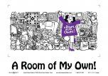What every sewer/crafter/quilter wants!  A room of her very own!  So Cute Block Party Studios | Nevada, IA | Quilt Shop