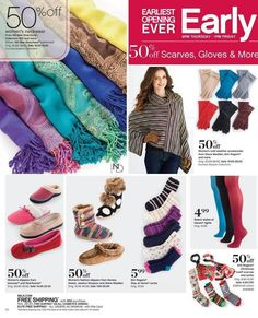 Belk Black Friday 2013 Ad Page 14 Ad(Tights)