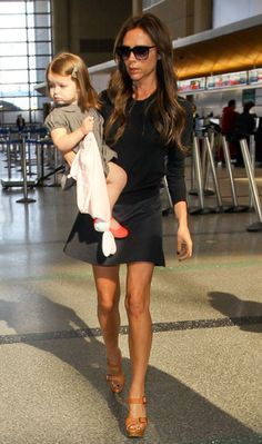 Victoria Beckham Is Our Summer Leg Inspiration: Here's How To Get Tanned Legs | Grazia Beauty