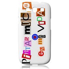 Funda Funda de móvil Pintas Mucho en mi Vida