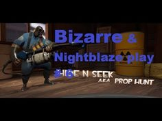 Team Fortress 2 Prop Hunt (6) W/ NightBlaze You're A Super Sneaky Ninja!