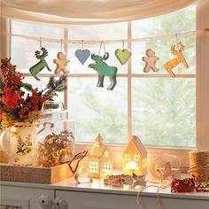 Haz tu Navidad única con estos adornos DIY