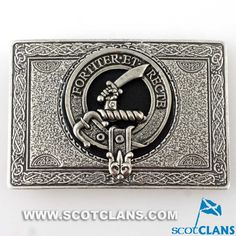 Elliot Clan Crest Be