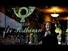 Restaurant Bodega de Posthoorn, The Hague, Netherlands. 1080 HD.