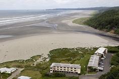 Beach Resort Moclips, Washington - Hi-Tide Ocean Beach Resort - Moonstone Beach