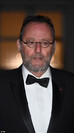 French actor Jean Reno
