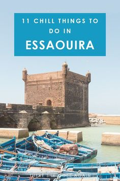Best things to do in Essaouira, Morocco  for a chill trip! | essaouira morocco, essaouira beach, essaouira photography, essaouira tipps, essaouira maroc, essaouira riad, essaouira restaurant, essaouira shopping, essaouira things to do, essaouira medina, essaouira game of thrones, essaouira street, essaouira morocco photography, essaouira morocco exploring, essaouira morocco travel, essaouira morocco what to do