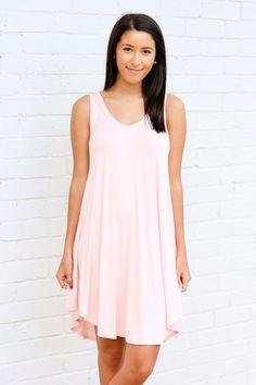 cb912138a16 Last Call Dress - Blush – Hazel   Olive. Jennifer McClure · clothes -  rompers   dresses