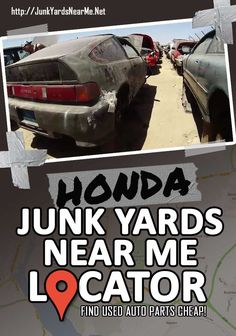 Want to get cheap used toyota parts try a toyota salvage yard http find your local honda auto salvage yard here httpjunkyardsnearme honda salvage yards near me solutioingenieria Gallery