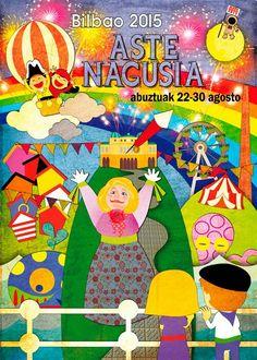 Bilbao 2015 Aste Nagusia