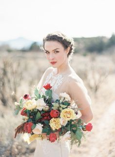 Natural beauty: http://www.stylemepretty.com/2015/11/01/moody-bridal-makeup-looks-made-for-a-fall-wedding/