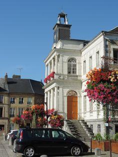 La mairie de Rocroi